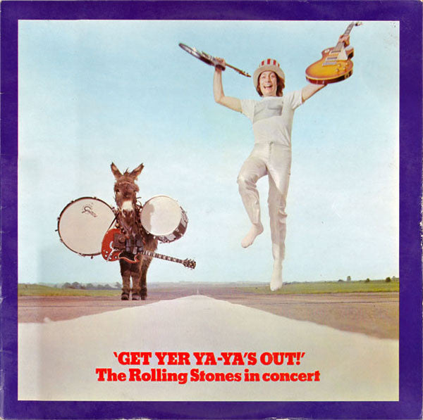 The Rolling Stones ‎– Get Yer Ya-Ya's Out! (The Rolling Stones In Concert) (Vinyle usagé / Used LP)