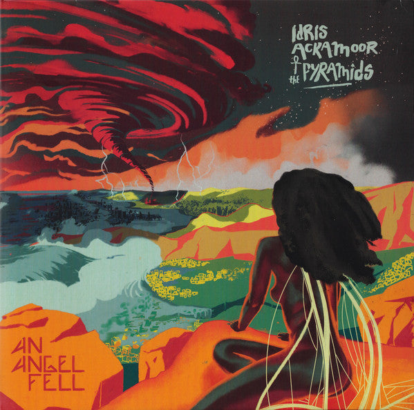 Idris Ackamoor & The Pyramids (3) ‎– An Angel Fell (Vinyle neuf/New LP)