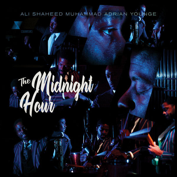 The Midnight Hour (Adrian Younge, Ali Shaheed Muhammad) ‎– The Midnight Hour (Vinyle neuf/New LP)