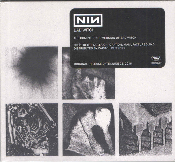 Nine Inch Nails ‎– Bad Witch (Vinyle neuf/New LP)