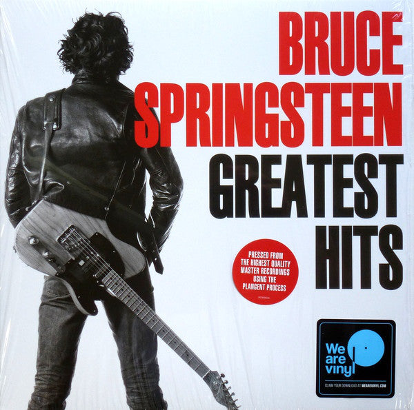 Bruce Springsteen ‎– Greatest Hits (Vinyle neuf/New LP)
