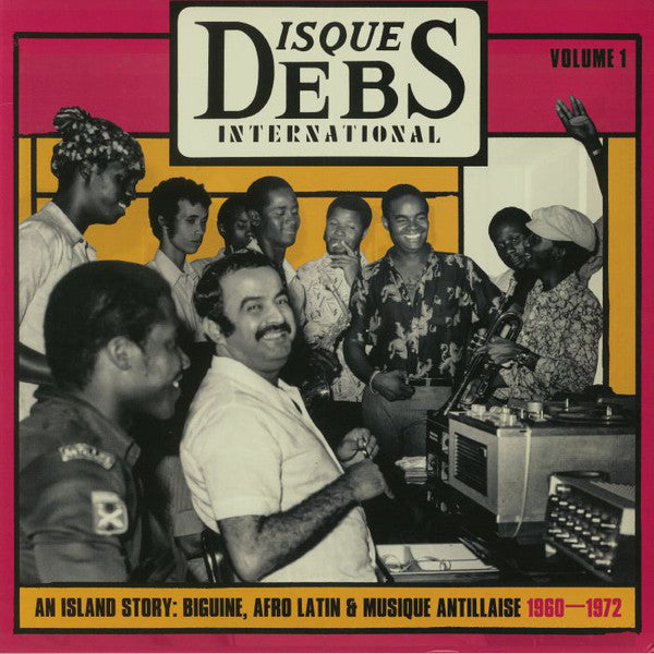 Various ‎– Disques Debs International Volume 1 (An Island Story: Biguine, Afro Latin & Musique Antillaise 1960-1972) (Vinyle neuf/New LP)