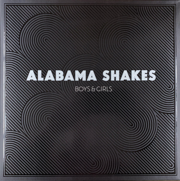 Alabama Shakes ‎– Boys & Girls (Vinyle neuf/New LP)