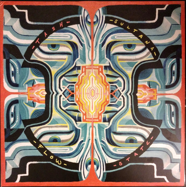 Tash Sultana ‎– Flow State (Ltd orange / pink)  (Vinyle neuf/New LP)