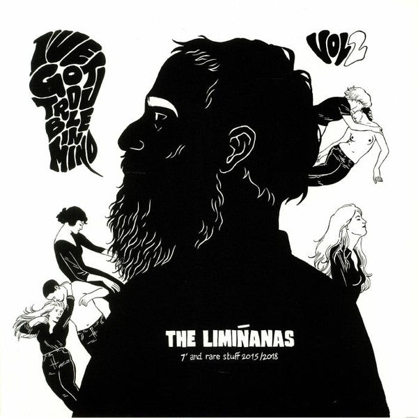 The Limiñanas ‎– I've Got Trouble In Mind Vol.2 - 7