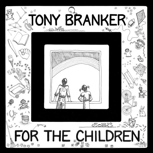 Tony Branker* ‎– For The Children (Vinyle neuf/New LP)