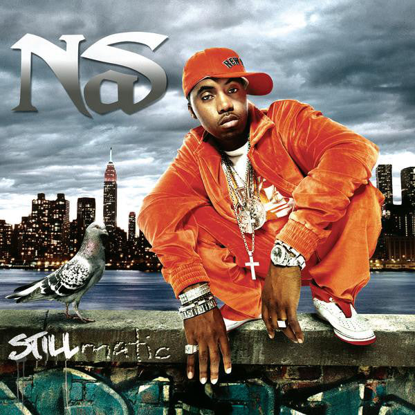 Nas ‎– Stillmatic (Vinyle neuf/New LP)