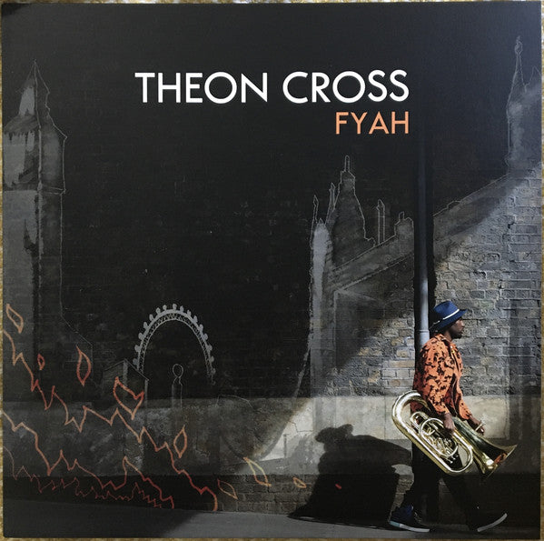 Theon Cross ‎– Fyah (Vinyle neuf/New LP)