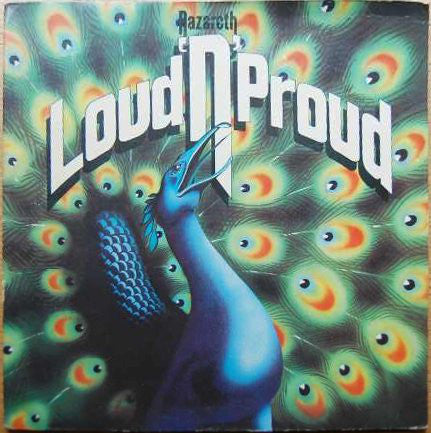 Nazareth ‎– Loud'N'Proud (Vinyle usagé / Used LP)