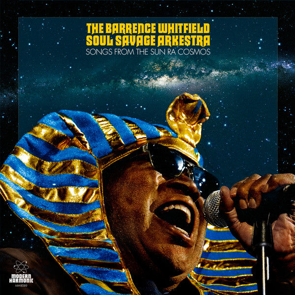 The Barrence Whitfield Soul Savage Arkestra* ‎– Songs From The Sun Ra Cosmos (Vinyle neuf/New LP)