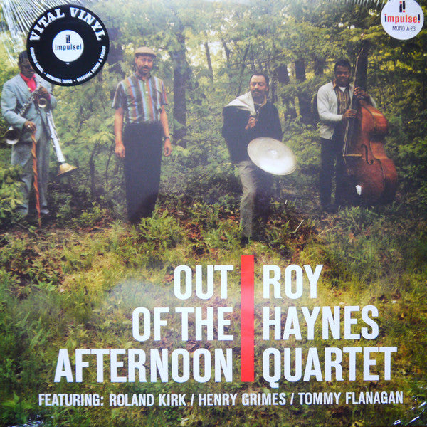 Roy Haynes Quartet – Out Of The Afternoon (Vinyle neuf/New LP)