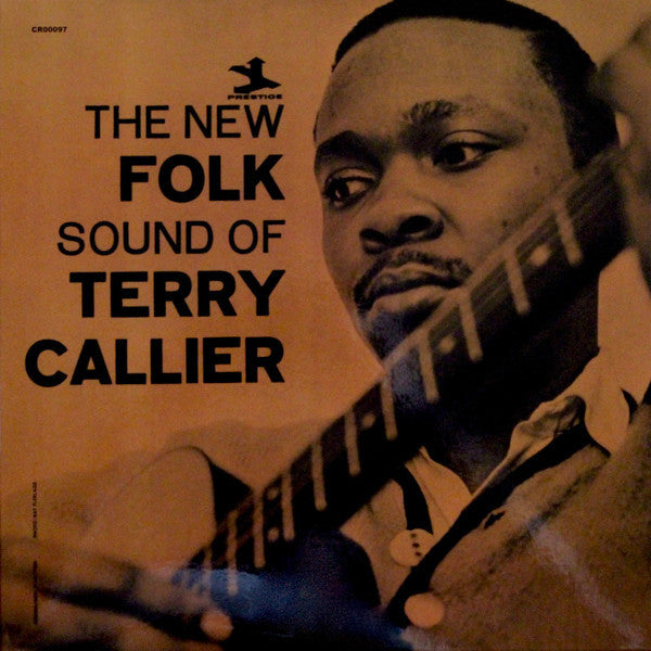 Terry Callier ‎– The New Folk Sound Of Terry Callier (Vinyle neuf/New LP)