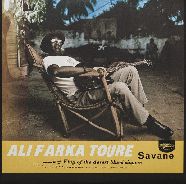 Ali Farka Toure* ‎– Savane (Vinyle neuf/New LP)
