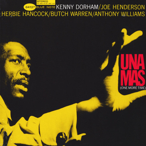 Kenny Dorham ‎– Una Mas (One More Time) (Blue Note 80) (Vinyle neuf/New LP)
