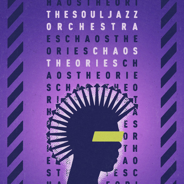 The Souljazz Orchestra ‎– Chaos Theories (Vinyle neuf/New LP)