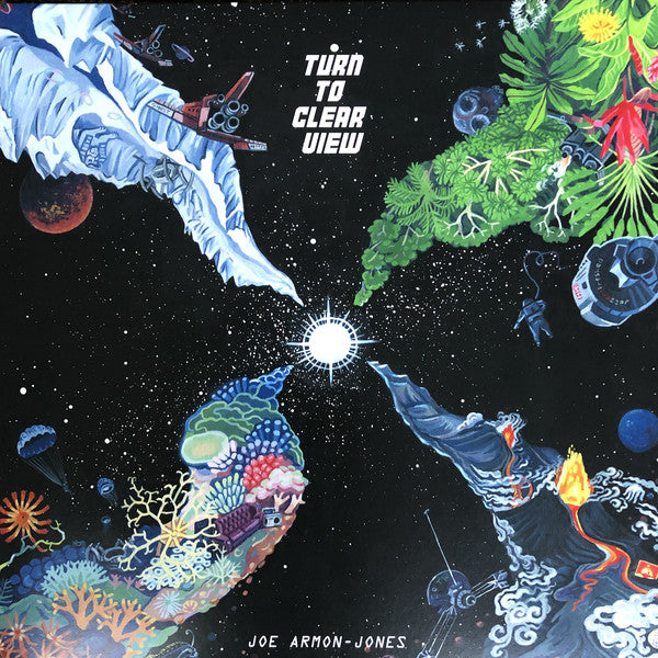Joe Armon-Jones ‎– Turn To Clear View (Vinyle neuf/New LP)