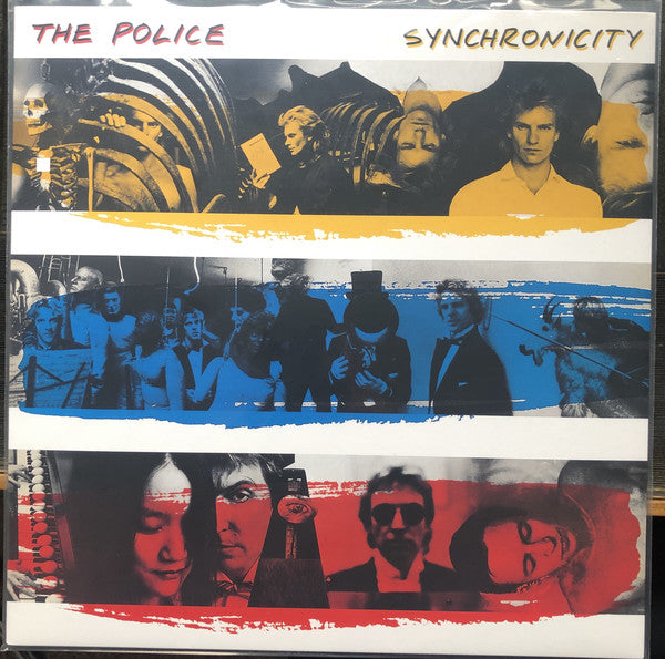 The Police ‎– Synchronicity (Vinyle neuf/New LP)