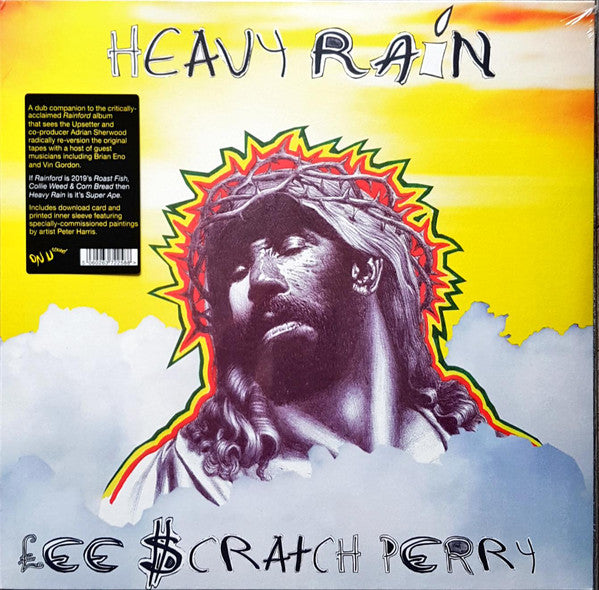 Lee Scratch Perry* ‎– Heavy Rain (Vinyle neuf/New LP)