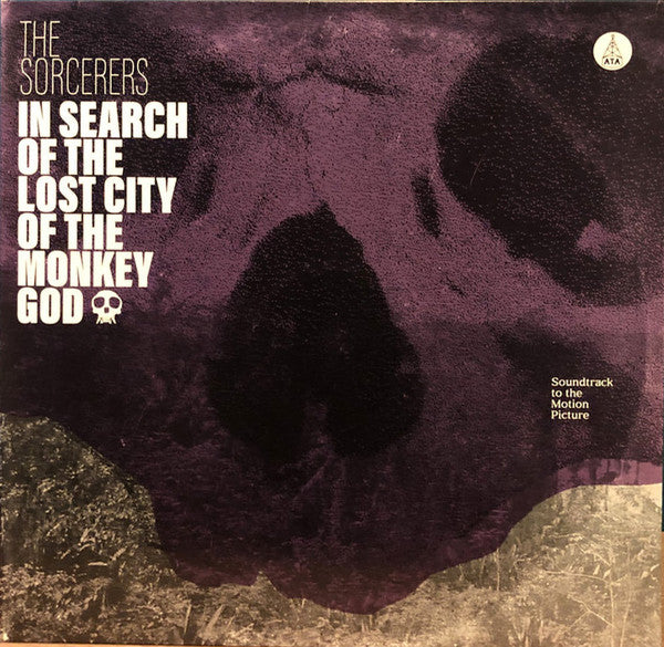 The Sorcerers ‎– In Search Of The Lost City Of The Monkey God (Vinyle neuf/New LP)