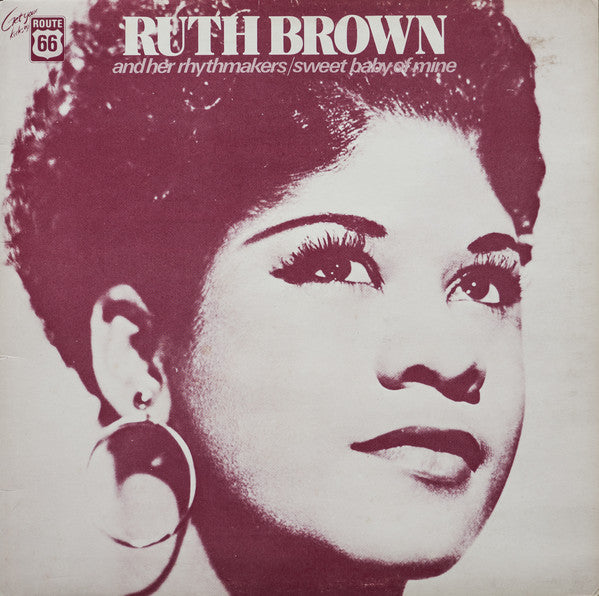 Ruth Brown And Her Rhythmakers ‎– Sweet Baby Of Mine (Vinyle usagé / Used LP)