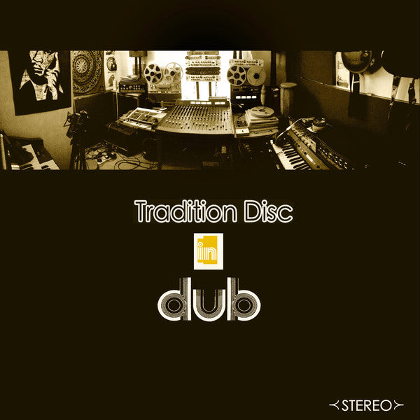 Nat Birchall meets Al Breadwinner ‎– Tradition Disc In Dub (Vinyle neuf/New LP)