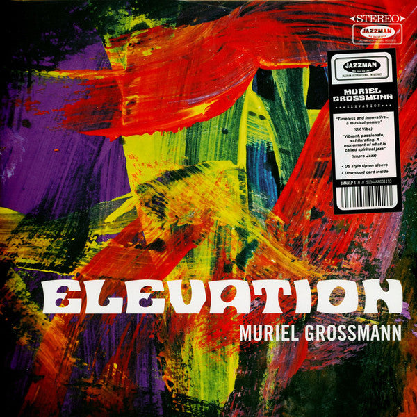 Muriel Grossmann ‎– Elevation (Vinyle neuf/New LP)