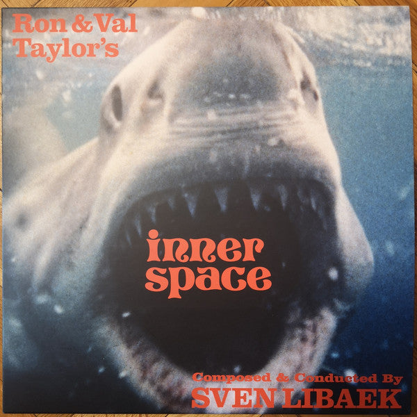 Sven Libaek ‎– Ron & Val Taylor's Inner Space - Original Television Score (Vinyle neuf/New LP)
