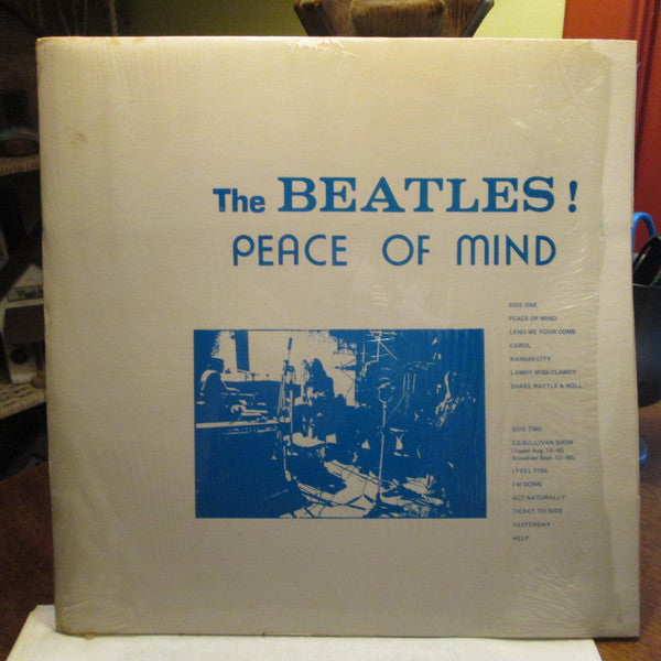 The Beatles ‎! – Peace of Mind (Vinyle usagé / Used LP)