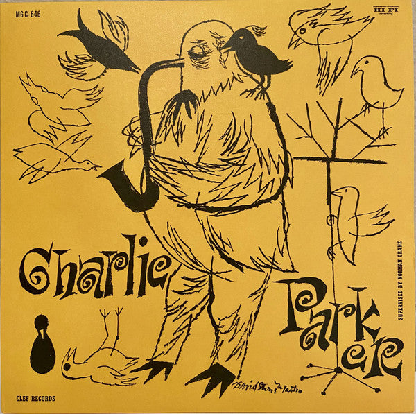Charlie Parker ‎– The Magnificent Charlie Parker (Vinyle neuf/New LP)