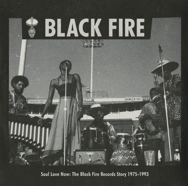 Various ‎– Soul Love Now: The Black Fire Records Story 1975-1993 (Vinyle neuf/New LP)