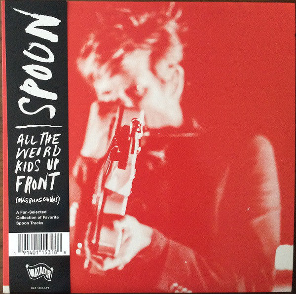 Spoon ‎– All The Weird Kids Up Front (Vinyle neuf/new LP)