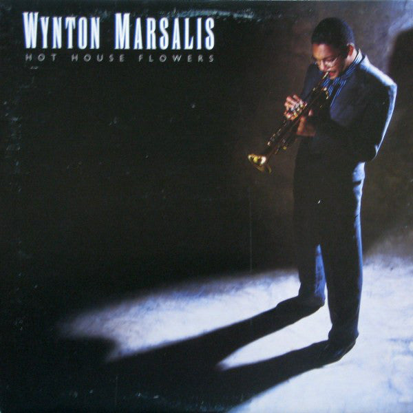 Wynton Marsalis ‎– Hot House Flowers (Vinyle usagé / Used LP)
