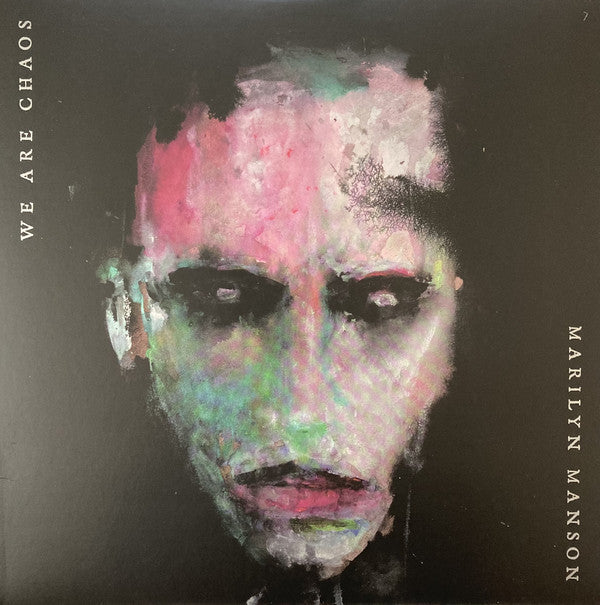Marilyn Manson ‎– We Are Chaos (Vinyle neuf/New LP)