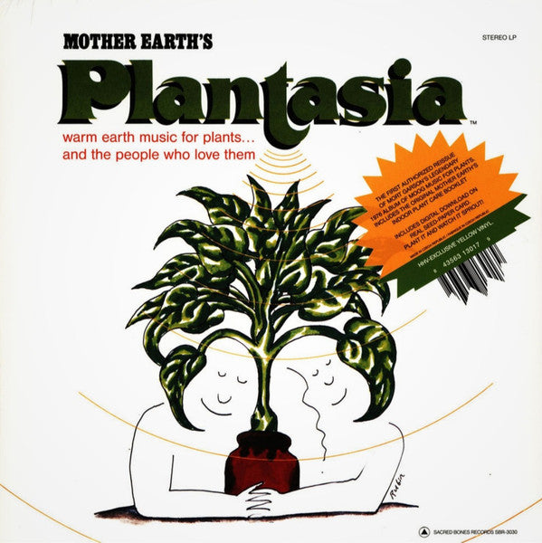 Mort Garson ‎– Mother Earth's Plantasia (Vinyle neuf/New LP)