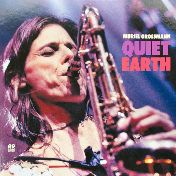 Muriel Grossmann ‎– Quiet Earth (Vinyle neuf/New LP)