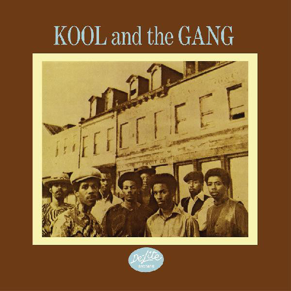 Kool And The Gang ‎– Kool And The Gang (Vinyle neuf/New LP)