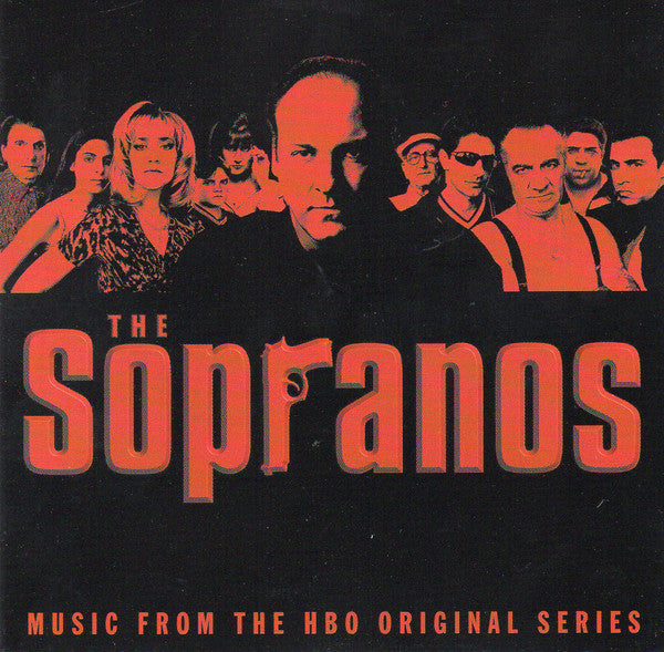 Various ‎– The Sopranos - Music From The HBO Original Series (Vinyle neuf/New LP)