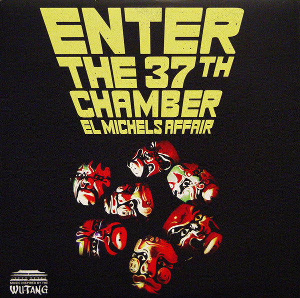 El Michels Affair ‎– Enter The 37th Chamber (Vinyle neuf/New LP)