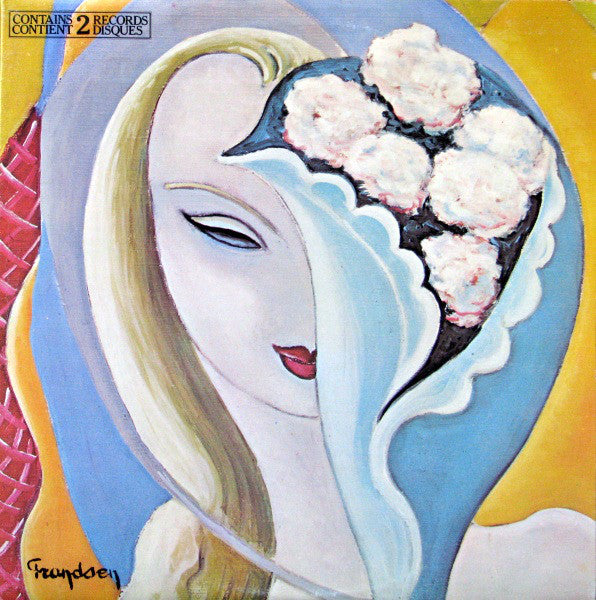 Derek And The Dominos* ‎– Layla And Other Assorted Love Songs (Vinyle usagé / Used LP)