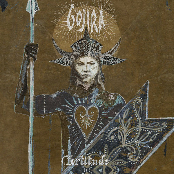 Gojira ‎– Fortitude (Vinyle neuf/New LP)