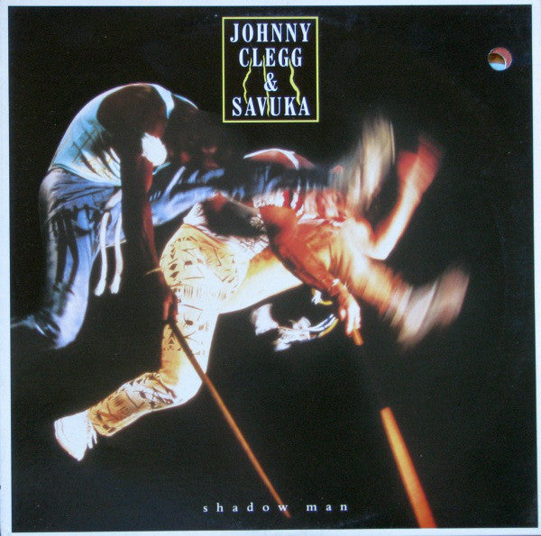 Johnny Clegg & Savuka ‎– Shadow Man (Vinyle usagé / Used LP)