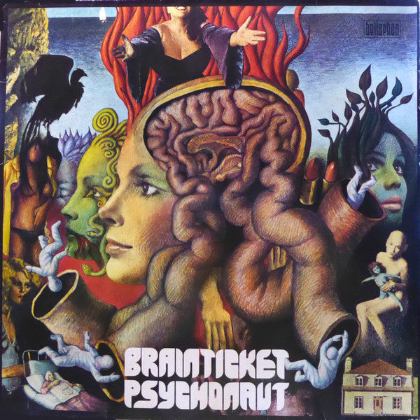 Brainticket ‎– Psychonaut (Vinyle neuf/New LP)