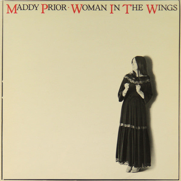 Maddy Prior ‎– Woman In The Wings   (Vinyle usagé / Used LP)