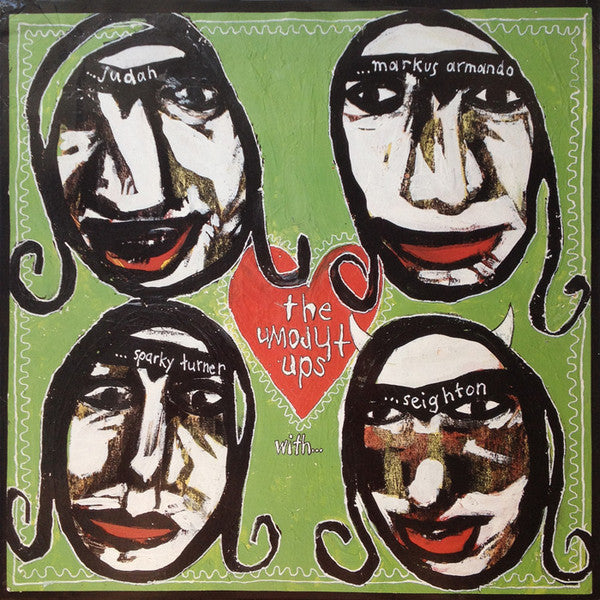 The Thrown Ups ‎– The Thrown Ups (Vinyle usagé / Used LP)