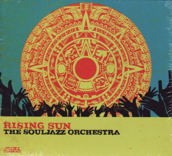 The Souljazz Orchestra ‎– Rising Sun (Vinyle neuf/New LP)