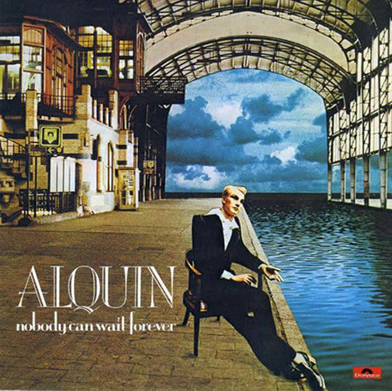 Alquin ‎– Nobody Can Wait Forever (Vinyle usagé / Used LP)