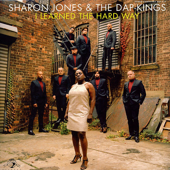 Sharon Jones & The Dap-Kings ‎– I Learned The Hard Way (Vinyle neuf/New LP)