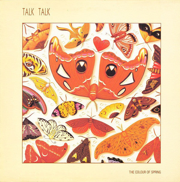 Talk Talk ‎– The Colour Of Spring (Vinyle neuf/New LP)