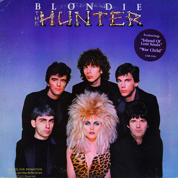 Blondie ‎– The Hunter (Vinyle usagé / Used LP)
