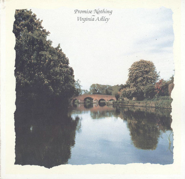 Virginia Astley ‎– Promise Nothing (Vinyle usagé / Used LP)